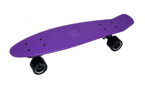 Paradise Plastic Cruiser Purple / Black