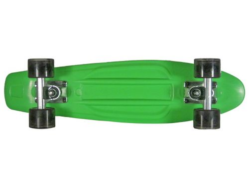 Paradise Plastic Cruiser Green / Black
