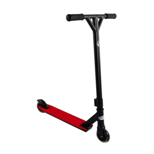 Hepros Freestyle Scooter Acrobatique Stunt Scooter Wild - BASIC | Rouge