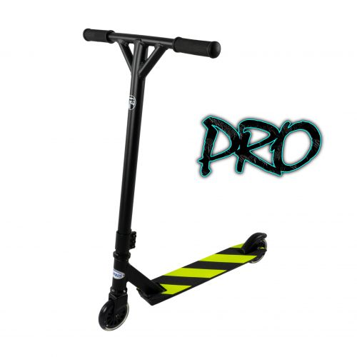 Hepros Freestyle Stunt Scooter Wild - PRO | Caution