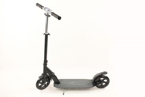 Hepros XXXL Ultra BigWheel Løbehjul 200mm Scooter Black