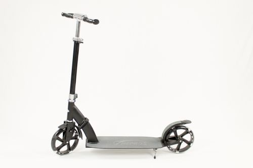 Hepros XXXL Ultra Flash Scooter 200mm Black