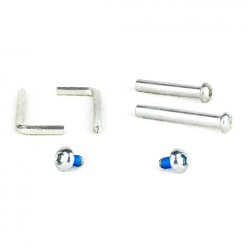 Wheel axles kit for Hepros XXXL 200mm from 2012