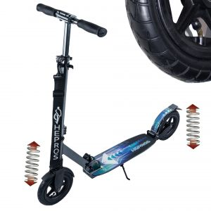 Hepros XXXL Air Fully Scooter 200mm anthracite
