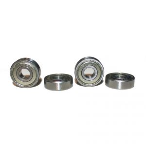 Premium ABEC 7 Bearings 608zz - 1 set (4 pieces)