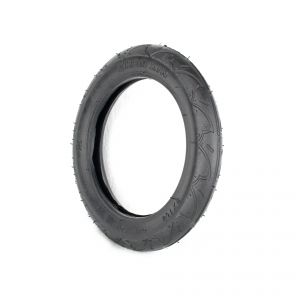 Tire 8 x 1 1/4 inch 5,6 bar (80 P.S.I.) 205mm x 30mm