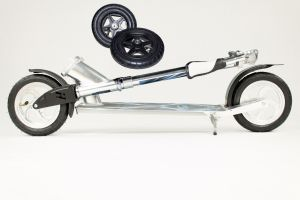 Hepros XXXL Ultra Air Scooter 205mm Special Edition