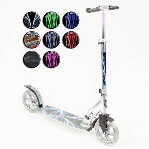 Hepros XXXL Ultra BigWheel Løbehjul 200mm Scooter Special Edition