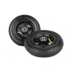 Air 150mm pneumatic wheels  6 x 1 1/4 inch plastic for Scooter - 2 pieces